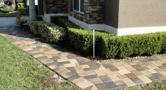 Ocala fl stone pavers concrete professionals for Landscaping rocks ocala florida