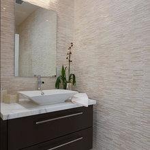 Montclair Modern Zen Master Bath & Bedroom Suite & Laundry