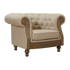 Comfortable chairs for small spaces armchairs and accent for Small comfortable accent chairs