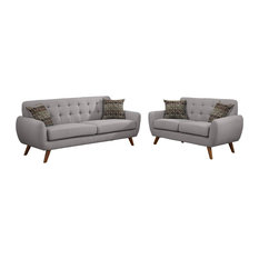 Midcentury Sofas And Sectionals Houzz