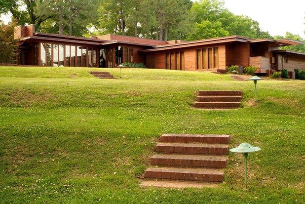 Wright sized in alabama the rosenbaum house for House plans alabama