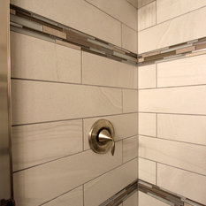 Shop Tiled Niche Showers On Houzz