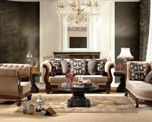 Traditional living room furniture for Elegant traditional living room furniture