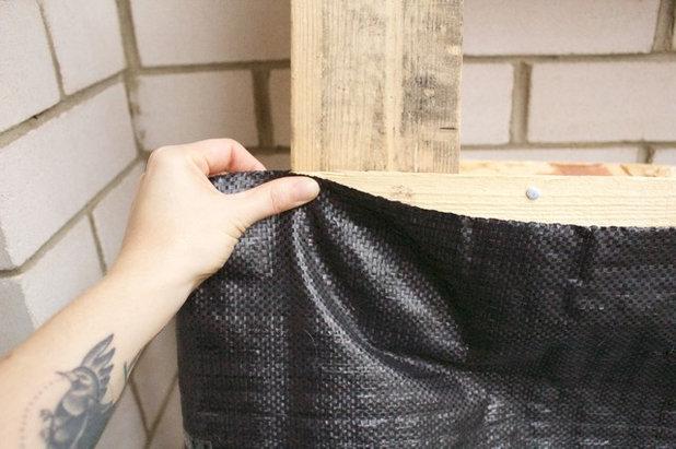 Мешки для строительного мусора своими руками для