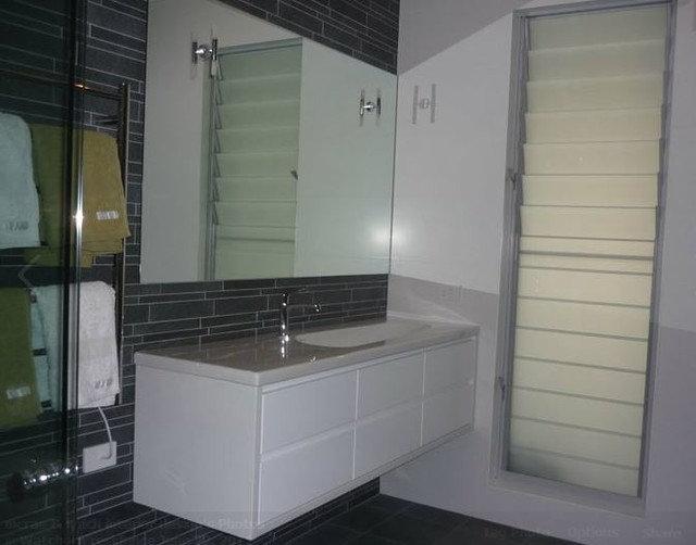 Bathroom by mcrae + lynch interior design