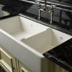 Rohl Shaws Rutherford Bowl Apron Farmhouse Kitchen Sink