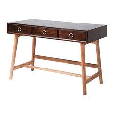 moderne konsolentische. Black Bedroom Furniture Sets. Home Design Ideas