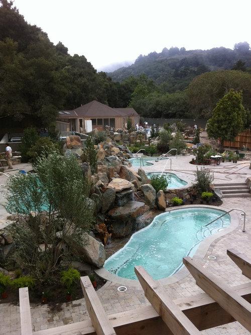 Liquid fx pools carmel valley refuge resort for The refuge carmel