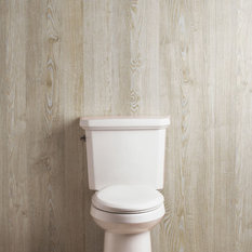 Danze Cirtangular  Piece High Efficiency Toilet Toilets