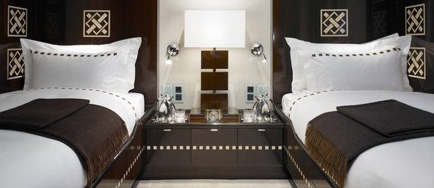 Be Our Guest S Twin Bed Guest Rooms