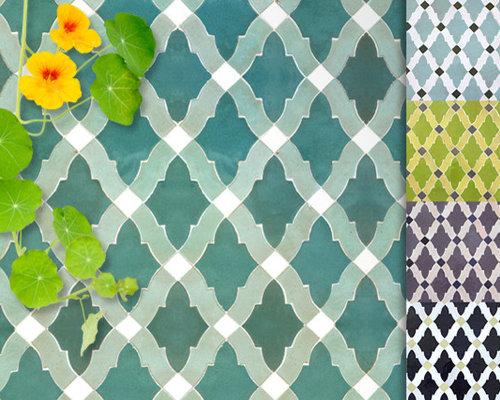 mosaic del sur. Black Bedroom Furniture Sets. Home Design Ideas