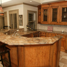 Shop Enchanted Forest Granite Countertop Products On Houzz