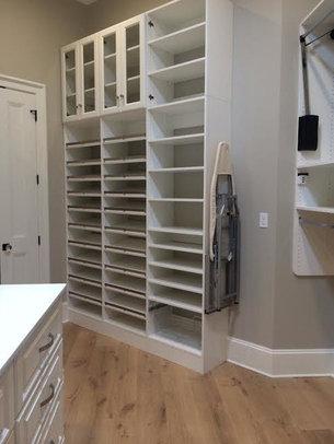JELD-WEN Bostonian White Left-Hand Solid-Core Door - Traditional - Interior Doors - by The Home ...