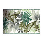 Palm Leaves Wallpaper By Cole Amp Son Tropical Wallpaper