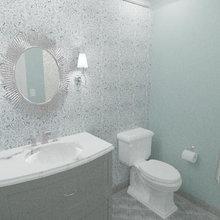 Piedmont Classic Guest Bath