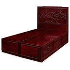 Platform Bed Asian Platform Beds By China Furniture And Arts
