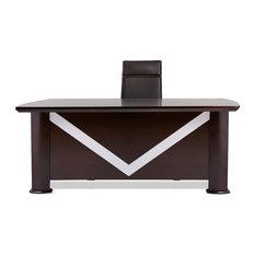 Dark Wood Desks Houzz