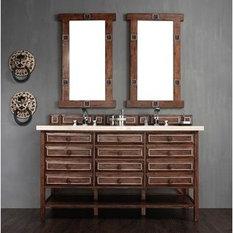 Mediterranean Bathroom Vanities Houzz