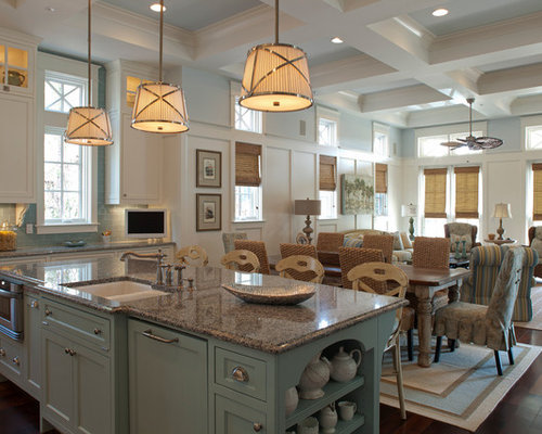 Mismatched Kitchen Cabinets Home Design Ideas, Pictures, Remodel and ...