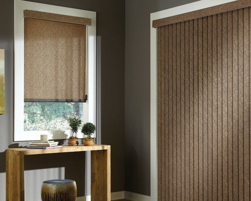 Custom Vertical Blinds Home Design Ideas Pictures Remodel And Decor