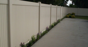 Fencing And Gates Piru  VINYL FENCE DEPOT