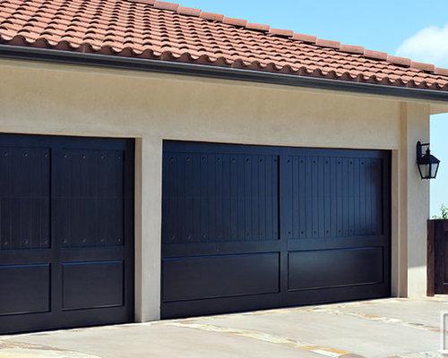 Spanish Mediterranean Garage Doors Garden Gates Project
