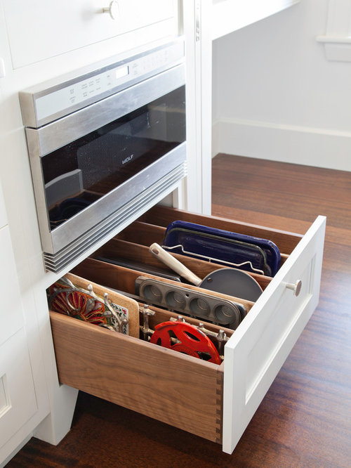 Baking Pan Storage Home Design Ideas Pictures Remodel