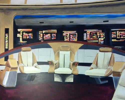 star trek mural home design ideas renovations amp photos wall murals star trek pixersize com