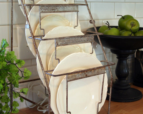 Vintage Plates Home Design Ideas, Pictures, Remodel and Decor