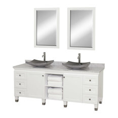 like shaker doors, resulting in a timeless piece of bathroom furniture ...