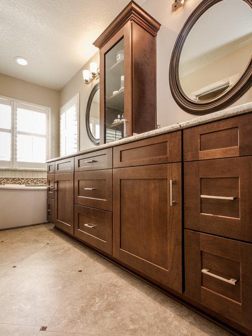 Traditional Orlando Bathroom Design Ideas, Remodels & Photos