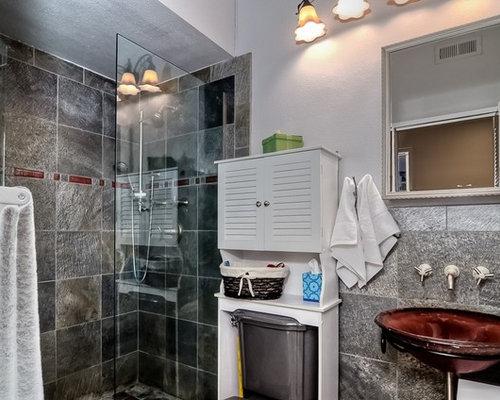 Bath And Shower Room Design Ideas Renovations Photos With A Pedestal S