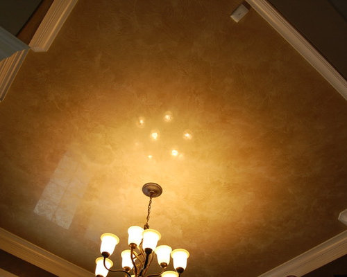 Venetian Plaster Ceiling Home Design Ideas Pictures