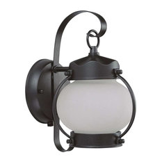 Dusk To Dawn Photocell Outdoor Wall Lights And Sconces Houzz