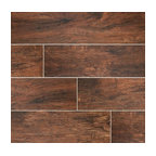 Cabot Porcelain Tile Redwood Series Natural Contemporary Wall And Floor Tile Vancouver By Builddirect