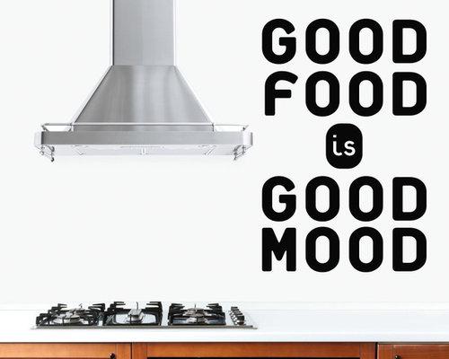 Vinilos decorativos para cocina kitchen wall decals - Vinilos para cocina ...