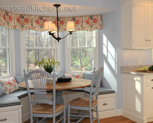 Bay Window Banquette Home Design Ideas Pictures Remodel