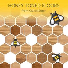 Honey Toned Floors