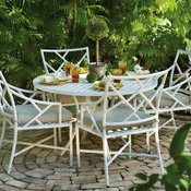 Caicos Five-Piece Dining Set by Home Decorators Collection
