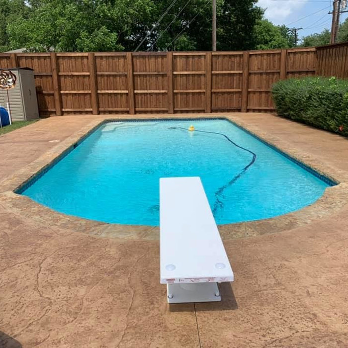 Decorative Concrete Pool & Backyard Renovations