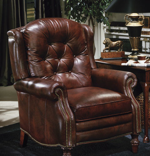 Leather Recliners Amp Leather Swivel Rocker Recliners