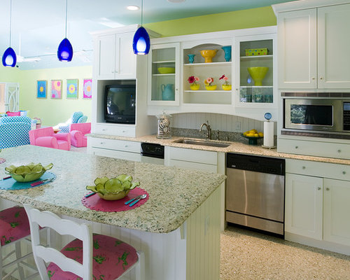 Whimsical Kitchen Home Design Ideas, Pictures, Remodel and Decor