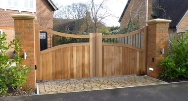 Fencing And Gates Omro  Contact. Portcullis Electric Gates