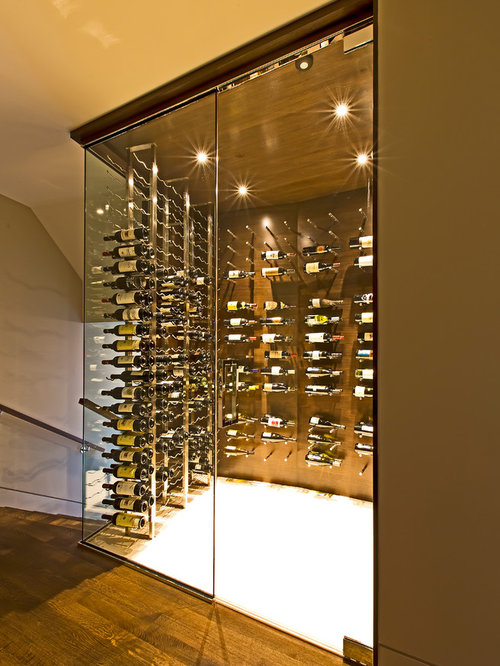 Wine cellar design ideas renovations photos with for Wine cellar floor plans