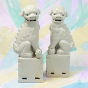 White Foo Dogs, Small