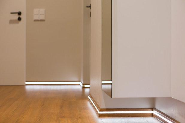 wie sockelleisten k che und badezimmer pr gen. Black Bedroom Furniture Sets. Home Design Ideas