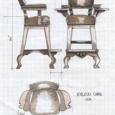 Craftsman Bar Stools And Counter Stools Houzz
