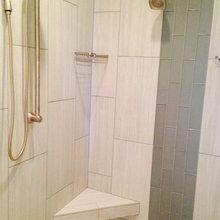 Vertical Tile Shower Designs