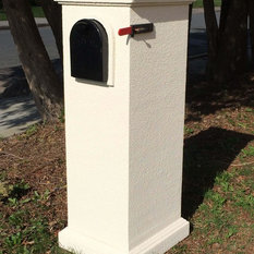 Shop Prefab Stone Mailbox Products On Houzz