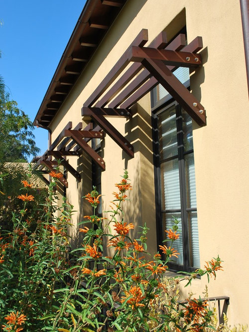 Awning Overhang Home Design Ideas, Pictures, Remodel and Decor